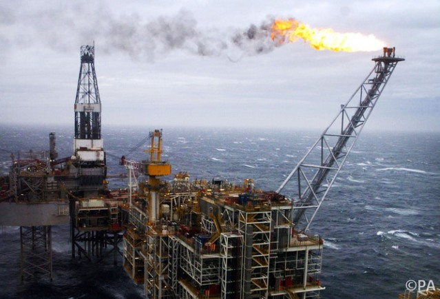 Good news for the UK's oil and gas industry.